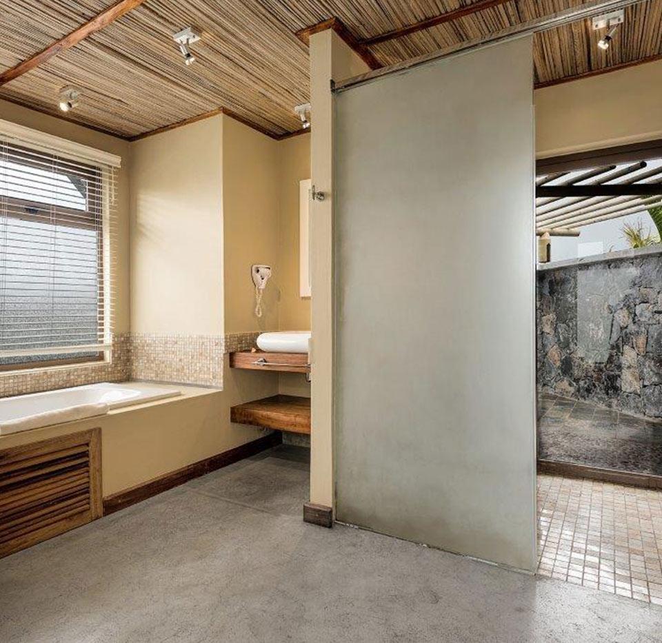 Salle De Bain Famille salle de bain principale - cotton bay